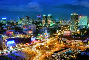 HCMC, Ha Noi among most dynamic growing cities