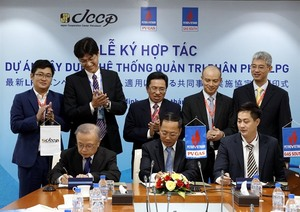 PV Gas co-ooperates with Japan to manage LGP distribution