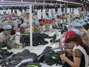Garment and textile sector expect huge challenge