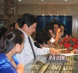 Jewellery promotions launched in HCM City for Tet