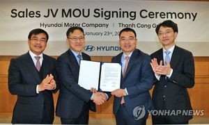 Huyndai joins venture with VN auto firm