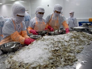 Shrimp export expected to top $4 billion