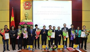 Bac Ninh grants investment licences to FDI enterprises