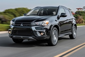 Mitsubishi Outlander Sports cars recalled for door lock fault