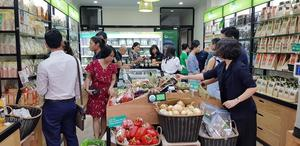 Tet drives up demand for organic products