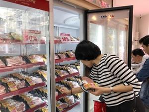 First Vissan Premium store opens