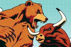 Shares slump on falling world markets