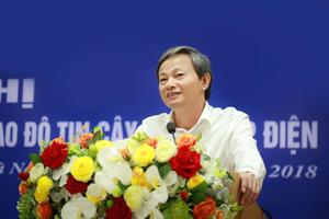 Tran Dinh Nhan named CEO of EVN