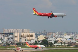 Vietjet sells one million discounted tickets on all int'l routes