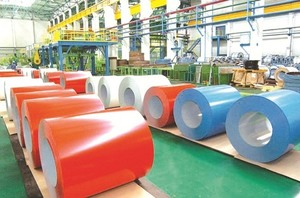 Over 32,000 tonnes of colour-coated iron exempted from safeguard measures
