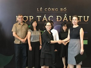 US fund invests in VN organic food company
