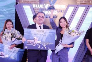 Prosthetics start-up wins Viet Nam Blue Venture Award
