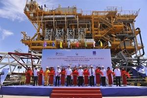 PTSC M&C affirms Viet Nam's marine mechanical engineering brand