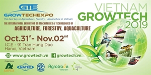 Vietnam Growtech 2019 to be opened in Ha Noi