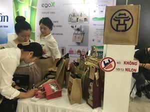 Ha Noi garment firms try to go green