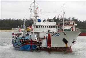 Local leaders responsible for stopping illegal fishing