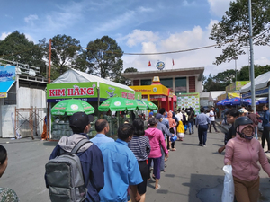 Vietnamese high-quality products fair opens in Ca Mau