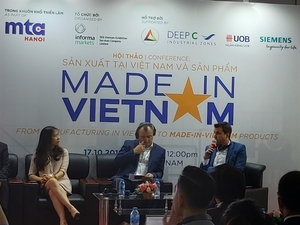 Viet Nam, Asia's new manufacturing hub