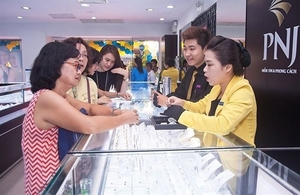 Phu Nhuan Jewellery sees profit up 17 per cent in Q3