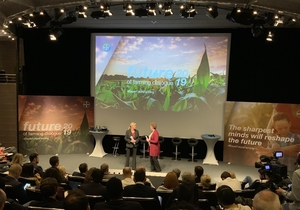 Annual dialogue in Germany mulls future of agriculture