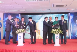 Japanese group launches $35m plant in Ha Nam
