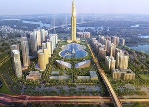 Ha Noi heads to the UK looking for investors