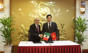 Viet Nam, Mexico to boost agriculture and seafood co-operation