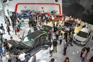 VinFast cars get five-star safety rating