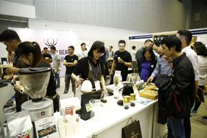 International coffee exhibition attracts over 80 brands