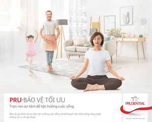 Prudential Vietnam launches 2 new universal life insurance products