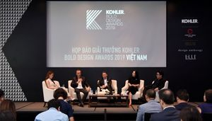 Awards to honour Vietnamese architects, designers