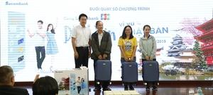 Sacombank holds Japan tour lucky draw
