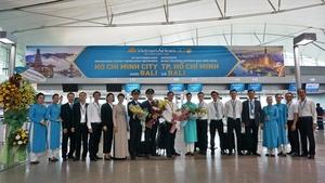 Vietnam Airlines opens HCM City-Bali route