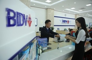 VN stocks up, BIDV shares advance on dividend payouts