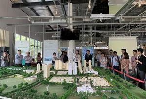 ParkCity Hanoi's residential condominium for sale in November