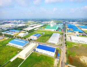 Ha Nam receives big investment projects