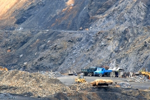 MoIT allows export of raw mineral inventory