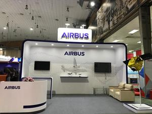 Airbus showcases defence, space, security solutions at HN expo