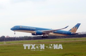 Vietnam Airlines launches direct route to China's Hainan province