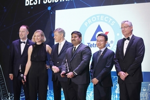 Tetra Pak win EuroCham Award for Best Sustainable Business Initiatives