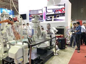 Experts say Viet Nam demand for machinery to keep growing