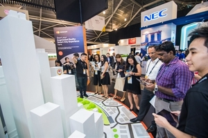 First collaboration of Singapore fintech and innovation week to kick off in November
