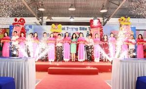 Saigon Co.op opens 4 Co.opmart SCA supermarkets