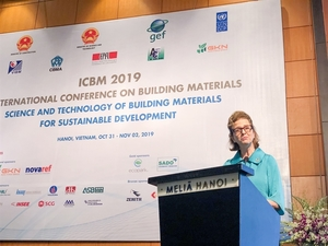 Experts emphasise need forsustainable construction materials