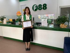F88 earns smart certification for consumer protection