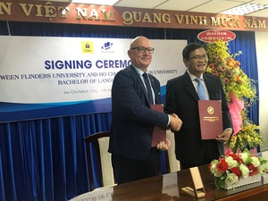 VN, Australian public universities tie up for joint training