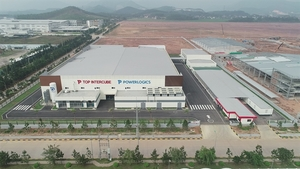 Power Logics Ba Thien Vina and Top Intercube Vina factory inaugurated