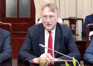 EVFTA must bring benefits to people: Bernd Lange