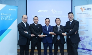 VMware ties up with Tpcoms to provide cloud services in Viet Nam