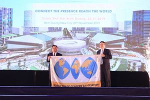 World Trade Centre to bebuiltin Binh Duong New City